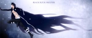 Black Rock Shooter Male by HaloBlaBla