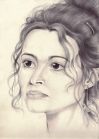 Biro Helena Bonham Carter :D by Astral-Dragon