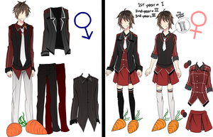Uniform Ref by Mikados