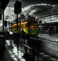 Prahan Tram Ride by saint239