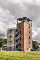 Firestation Practice Tower, HD by mycarisfaster