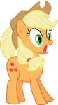 GASP Applejack by Yetioner