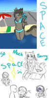 Sketch Dump NUMBAH 1 by Riaka-the-Cat