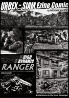 High Dynamic Ranger Comic by Drchristophers