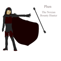 Phen reference by TheBlackAngel07