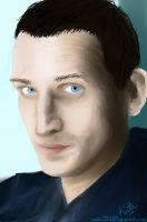 Ninth Doctor by MissingMyMind
