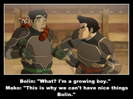 LoK: This Is Why Bolin by sasuke12234