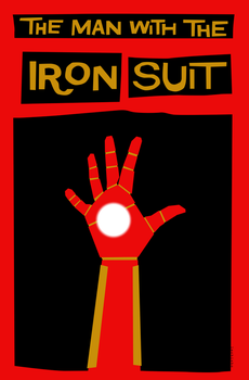 The Man With the Iron Suit by TimeToDance93