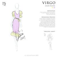 Virgo - 12 Horoscopes C. by rednotion