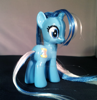 My Little Pony Custom FOR SALE: Colgate.Minuette. by Rayne-Is-Butts