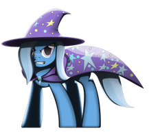 The Great and Powerful Trixie by Arby-Works