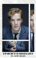 Benedict Cumberbatch 2 by MrsCumberbatch