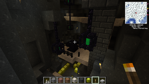 Pitch's Lair (in minecraft) 5 by Otheerian408