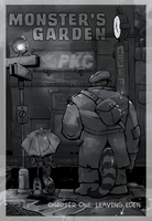 Monster's Garden: Chapter 1 Cover by Kilo-Monster