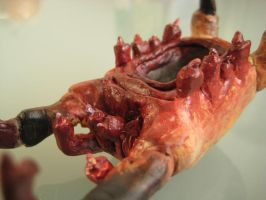 Headcrab Figurine by Shattered-Earth