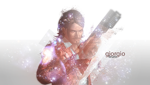 Time Crisis 4 Giorgio Bruno Wallpaper by mayahabee