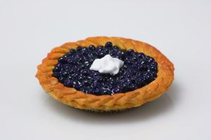Blueberry Pie by FatalPotato