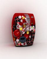 Coke Vending Machine by anjanimiranti