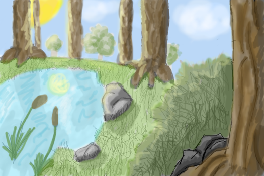 Grayscale Environment COLORED by Kantola