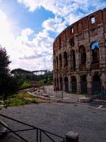 The Colosseum by tehfusion