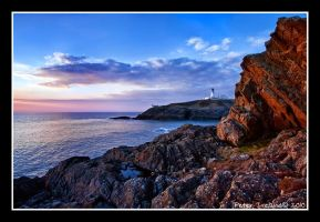 Killantringan Lighthouse 2 by Pistolpete2007