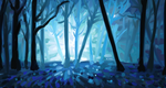 Its a forest by Lily-Fae