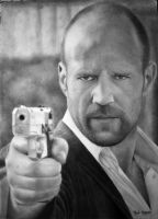 Jason Statham by Polonx