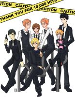 __Ouran MAFIA__ by Tangkat