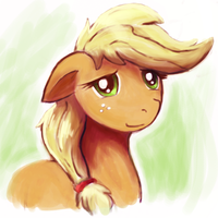 Applejack by Olivia-27