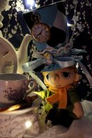 The Mad Hatter by harriscraft