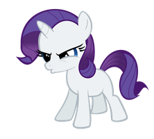 Filly Rarity by karlosbaygorriakb