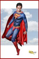 Superman by MandiIlene