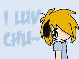 I luv chu~ PewDie by Ask-the-BroArmy