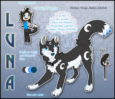 Luna Reference Sheet V.2 by The-F0X