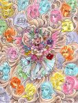 MMA Round 2: Messier 19 The Dreaming Rose by nickyflamingo