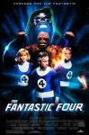 The Fantastic Four (1994) Fan Made Poster by NiteOwl94