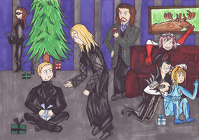 Christmas 2012 by EmailinasBrother