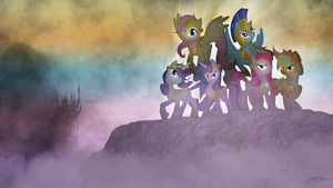 The Guardians of Friendship by Jamey4