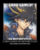 Card games on motorcylces by Zehot-guys-are-hot
