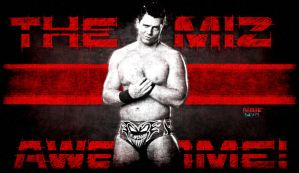 The Miz Is Awesome by Naif1470