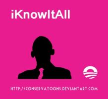 Obama Knows It All by RedTusker