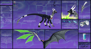 PC Bonewing Reference Sheet by Neffertity