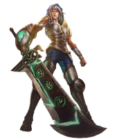 Riven Render by Lus7kuN