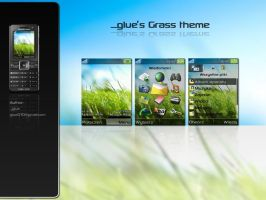 _glue's Grass theme by glue-poland