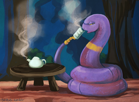 150+ project: ekans by edface