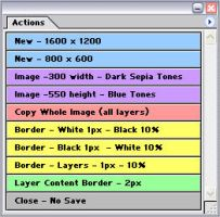 Aphasia100 - Photoshop Actions by aphasia100stock