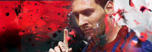 Messi by frozenwc