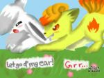 Got your ear! by AmitheShinyVulpix