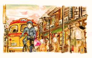 From Up on Poppy Hill by StarsDew
