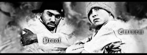 Proof and Eminem by marciomrb
